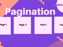 What is paginations