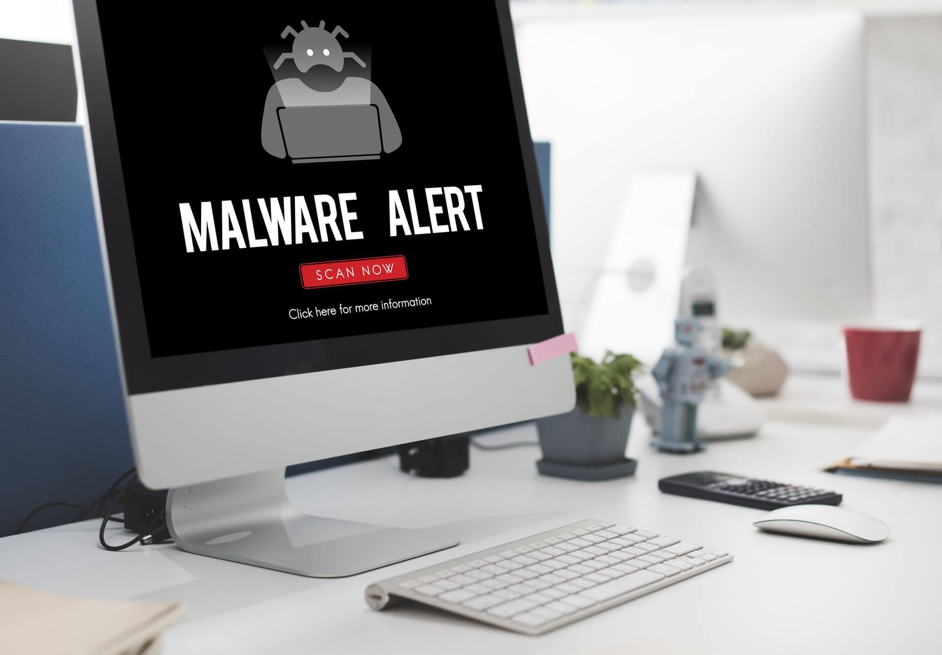 Malware protection is a requirement